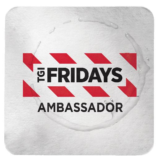 TGI Fridays Ambassador logo