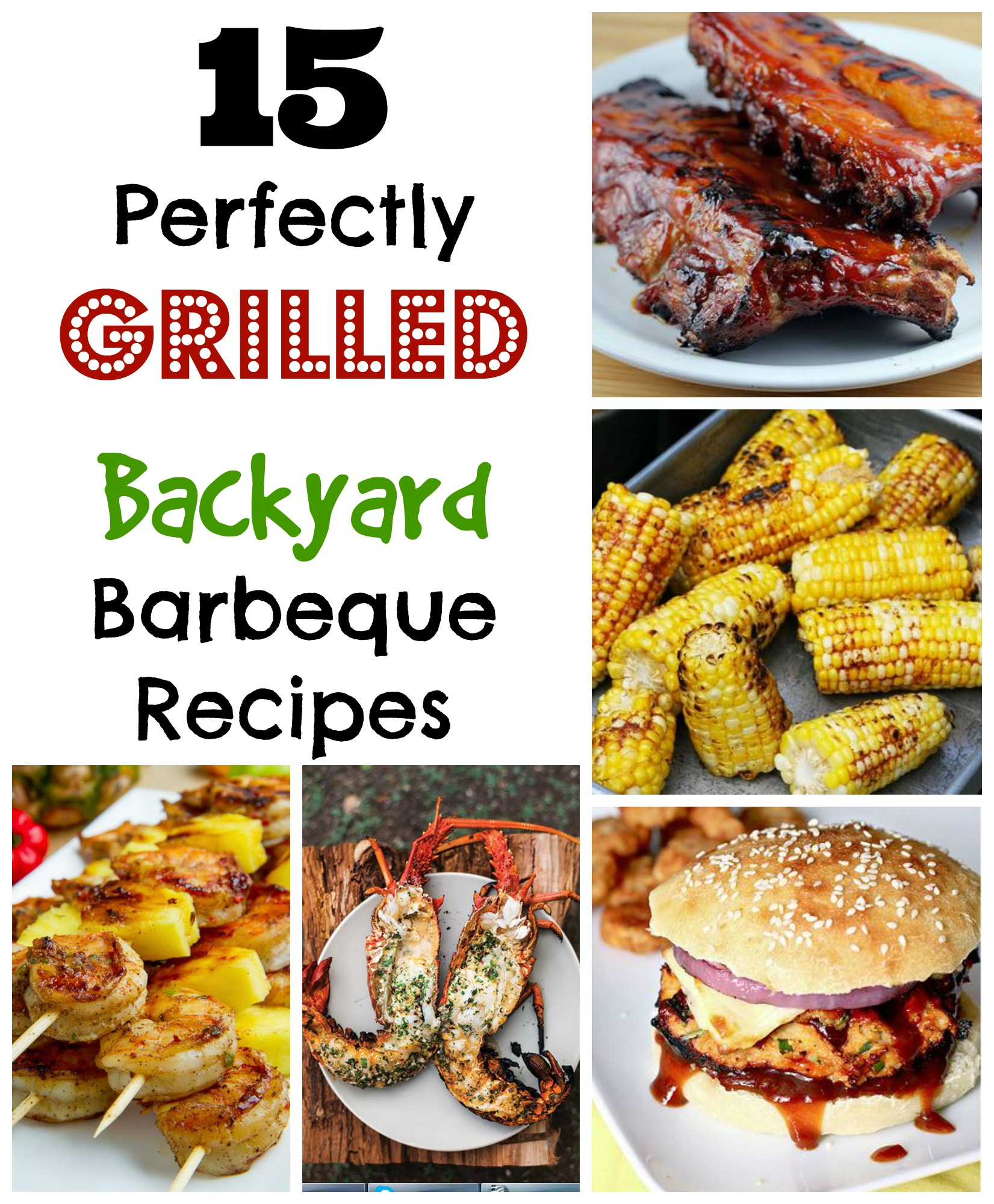 best backyard bbq recipes