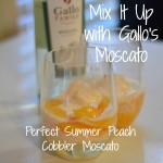 Mix It Up with Gallo's Moscato #MoscatoDay #Gallos #ad