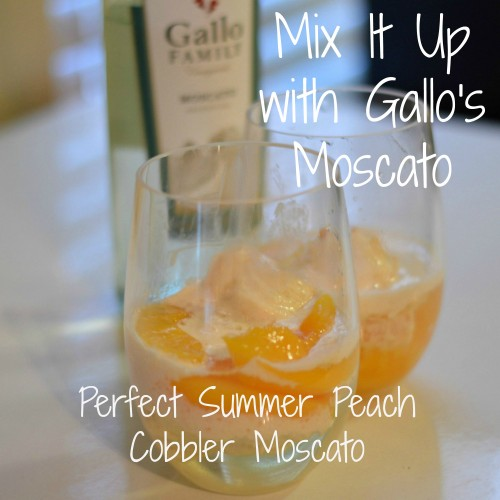 Mix it Up With Gallo's Moscato