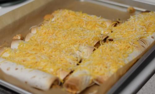 Delicious Tostado Recipe using Miracle Gro Cilantro Gro-ables