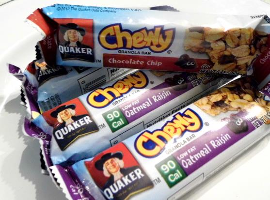 quaker chewy 2