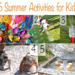 Simple Summer Fun Activity Ideas for Kids