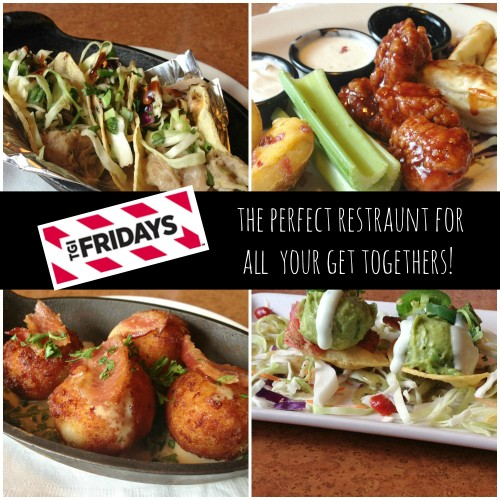 TGI Fridays  the perfect restraunt for all  your get togethers!