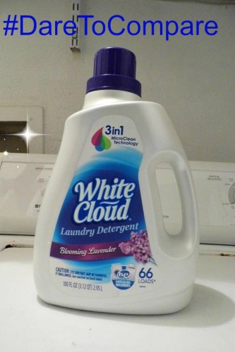 white cloud detergent