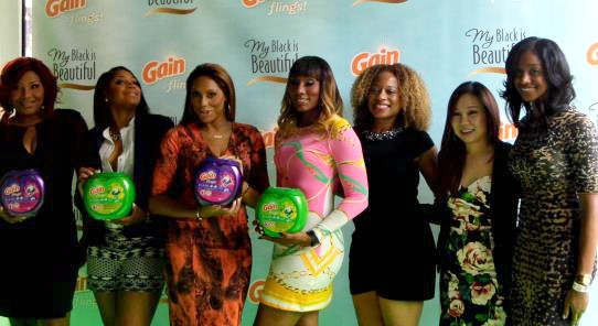 Gain Flings Music to Your Nose & The Braxton Sisters