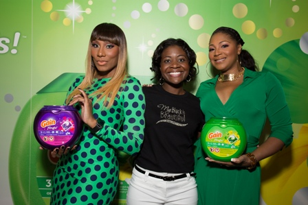 Towanda Braxton, Grace Janes, P&G   Brand Manager, MBIB, Trina Braxton