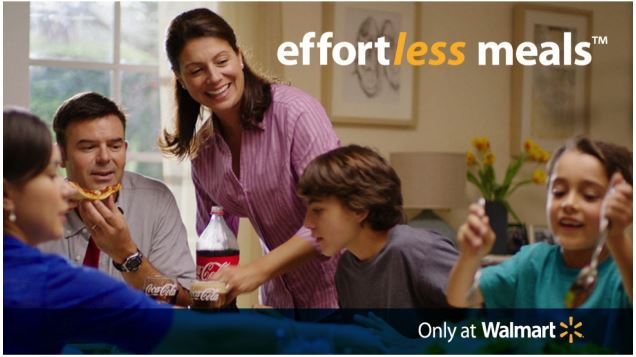 Easy Summer Meals with Walmart and Coca-Cola
