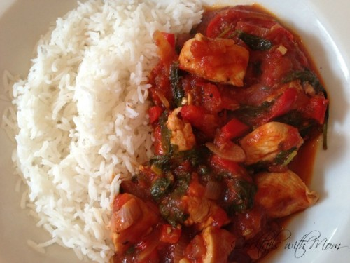 spicy stew