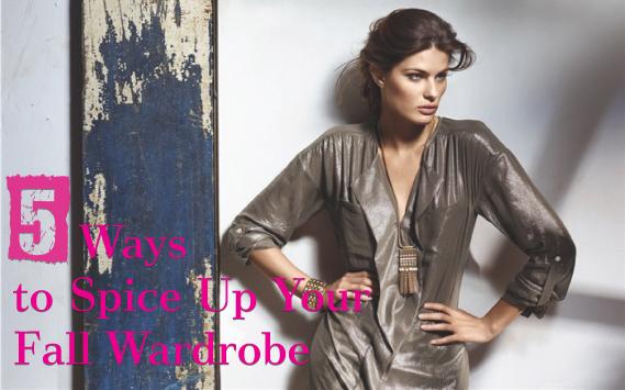 Fall Wardrobe Tips