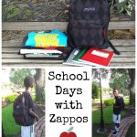 School Days with Zappos #ZapposStyle #MC