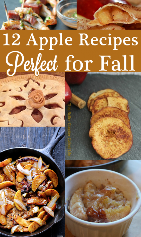 12 apple recipes perfect for fall