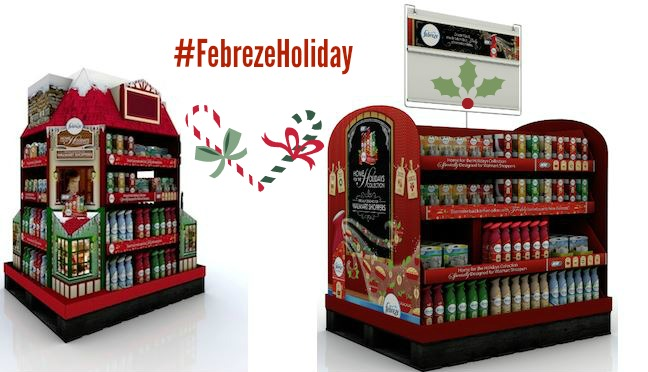 Febreze holiday