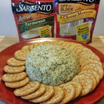 Jalapeno Popper Cheese Ball with Sargento Cheeses – a Holiday Pleaser