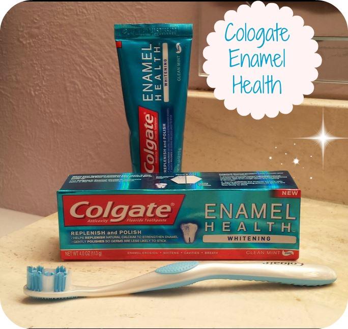 Colgate Enamel Health Toothpaste