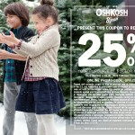 Save on OshKosh B'gosh