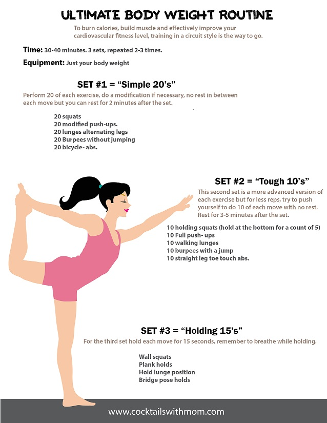 ultimate-body-weight-routine