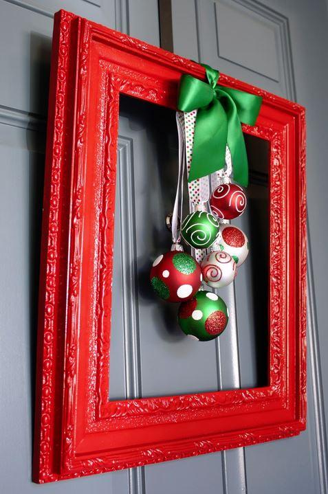 framed-door-wreath