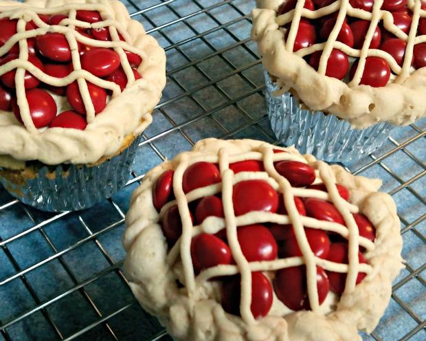 cupcake pies