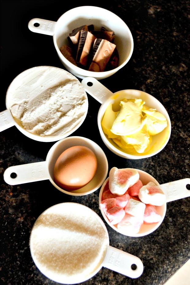 hot-chocolate-brownie-ingredients