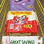Saving on SCOTT at Dollar General—It's Easy!