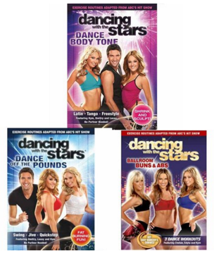 Dancing With The Stars Fitness Exercise Workout