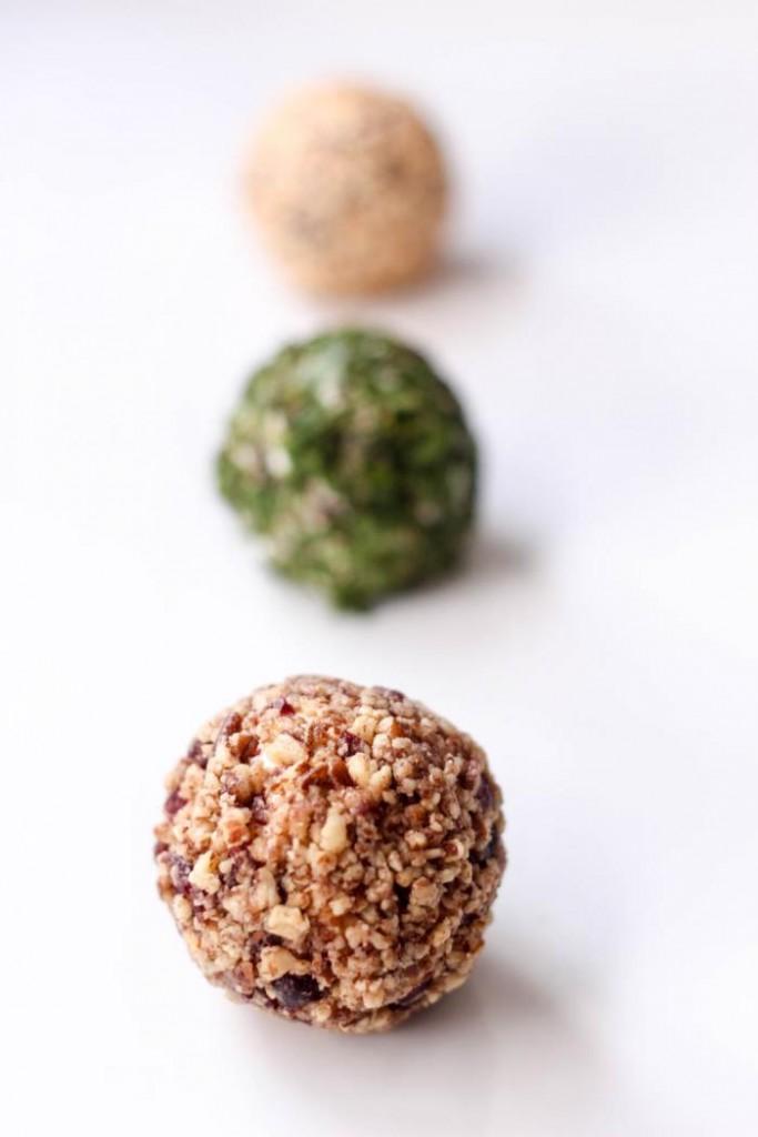 Savory Cheese Balls-minis