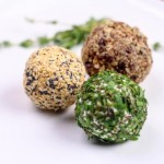 Quick and Easy Savory mini cheese balls