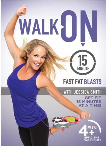 Walk On 15-Minute Fast Fat Blasts