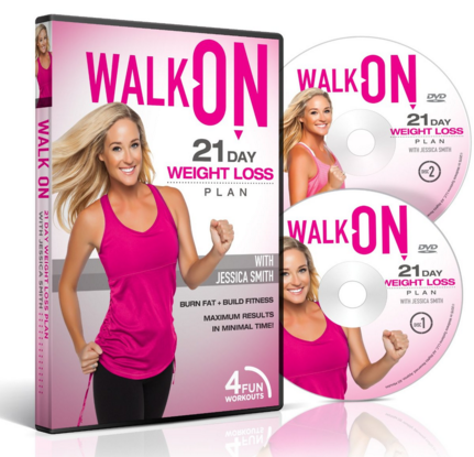 Walk On 21 Day Weight Loss Plan