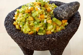 Football Party Food: Mango Guacamole Recipe