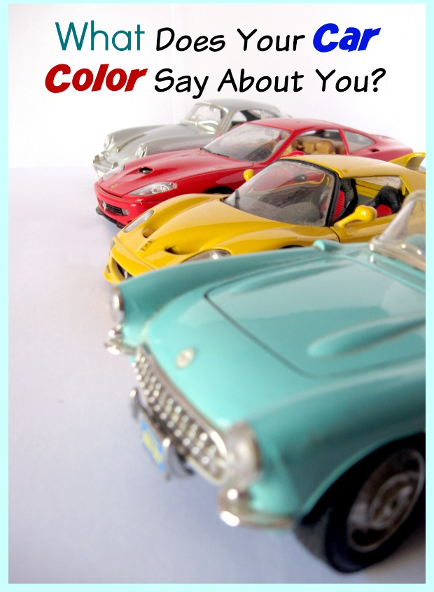 What Does Your Car Color Say About You?