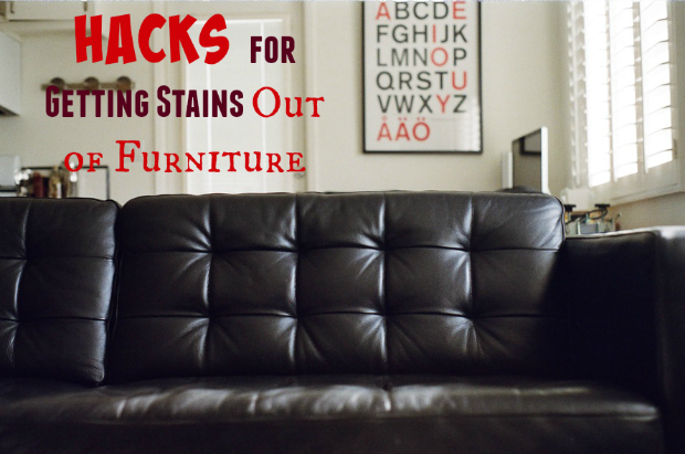 furniture stain hacks