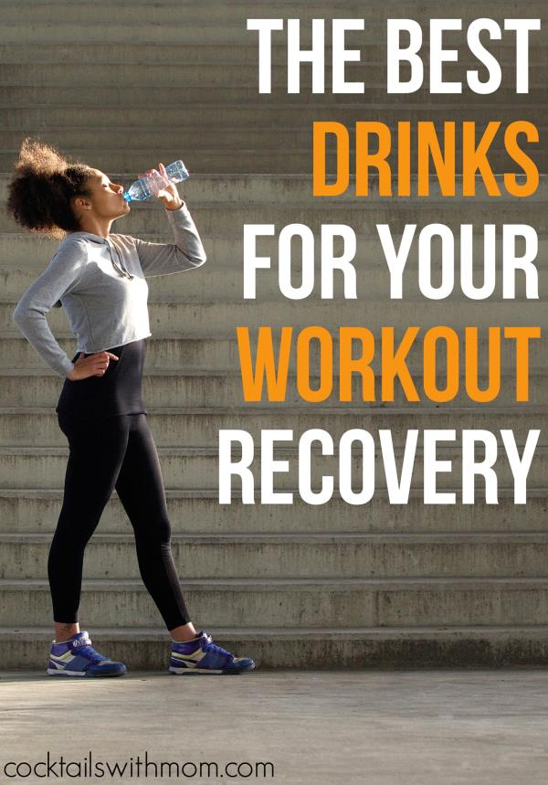 The Best Drinks for Your Workout Recovery