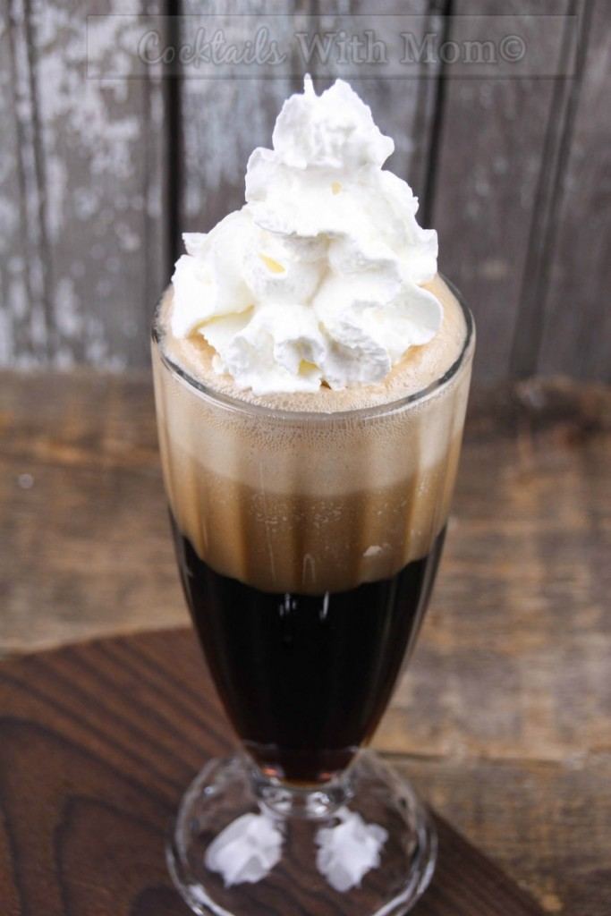 Not Your Father's Root Beer Chocolate Float-3