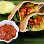 Weekday Meal: Pita Pocket Tacos