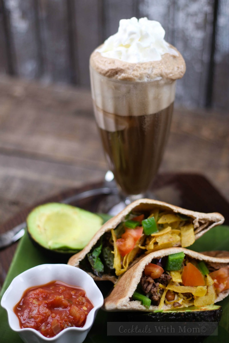 Weekday Meal: Pita Pocket Tacos