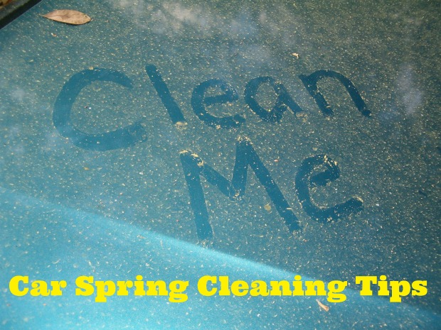Car Spring Cleaning Tips