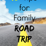 10 Tips for Family Road Trip Survival