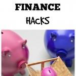 Four Family Finance Hacks