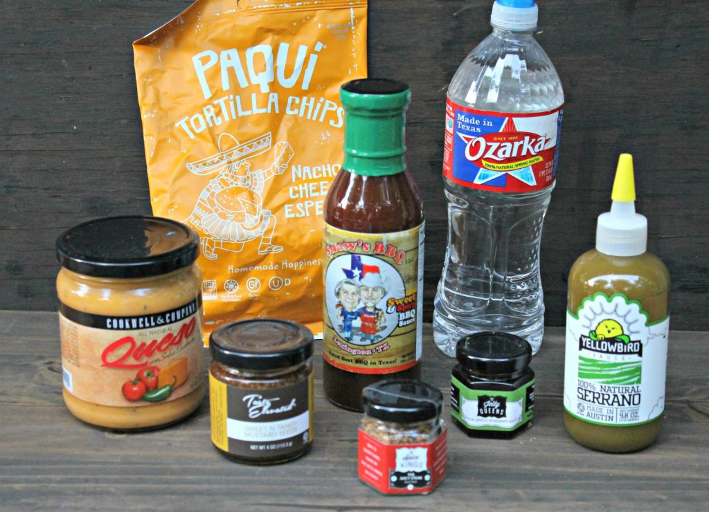 Texas local products