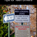 Driving Around School: Tips for Teen Drivers