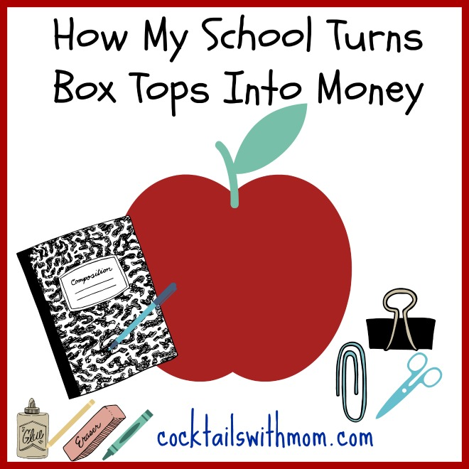 The Value of a Box Top: How My School Turns Box Tops Into Money