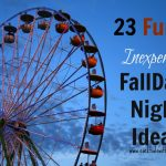 Fun and Expensive Fall Date Night Ideas
