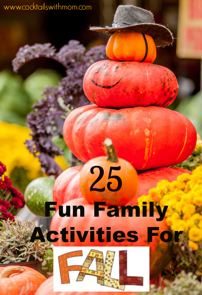 25 Fun Family Activities For Fall
