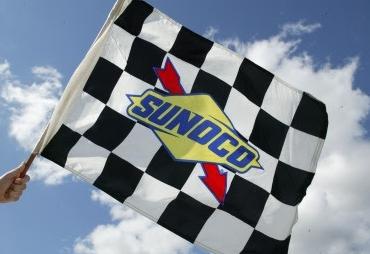 sunoco flag