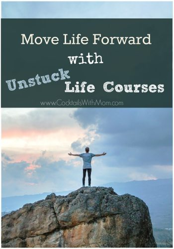 Unstuck Life Courses Pinnable Image