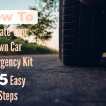 How To Create Your Own Car Emergency Kit in 5 Easy Steps