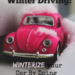 Winter Driving: Winterize your Car By Doing These 5 Things
