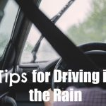 Helpful Tips for Driving in the Rain